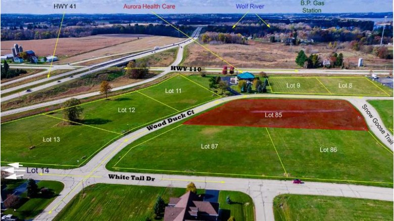 Wood Duck Drive, Fremont, WI by Rieckmann Real Estate Group, Inc $99,000
