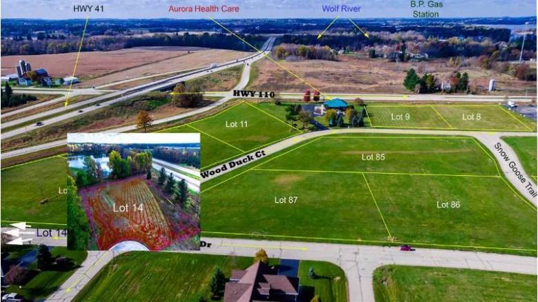 White Tail Drive, Fremont, WI by Rieckmann Real Estate Group, Inc $79,000
