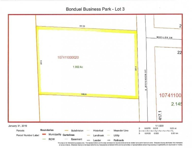 321 S Jefferson Street, Bonduel, WI by Coldwell Banker Real Estate Group $19,020