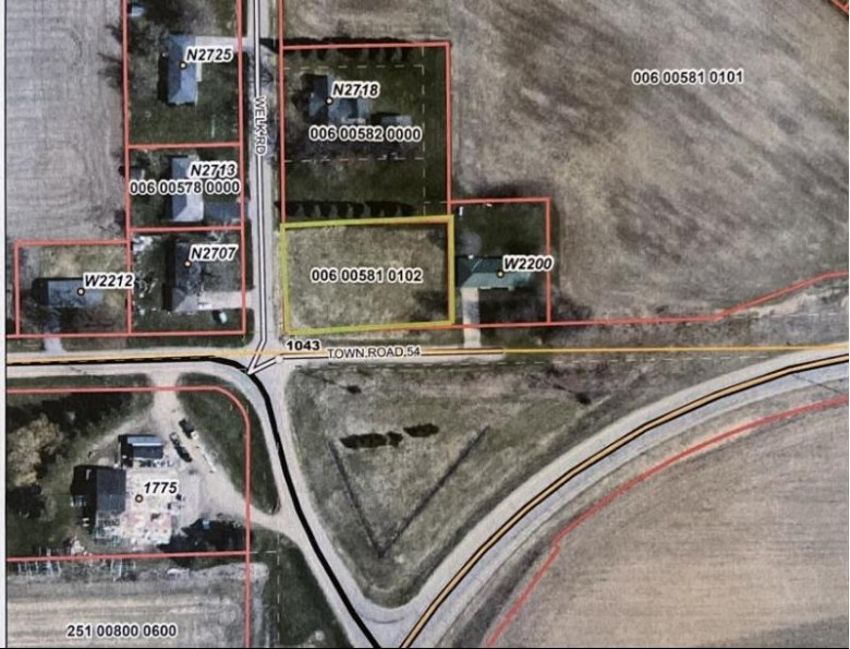 Welk Road, Markesan, WI by First Weber Real Estate $24,700