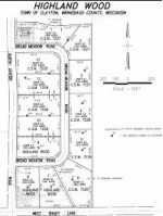 Broad Meadows Road, Neenah, WI by Wrase Realty $87,000
