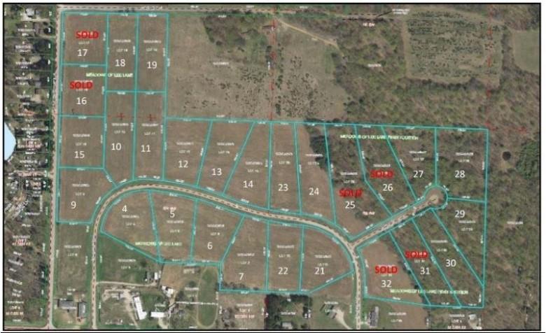 Lee Lake Park Lane, Pound, WI by Gina Cramer Realty LLC $19,900