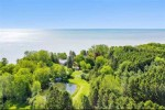 N2494 Lakeshore Drive, Kewaunee, WI by Coldwell Banker Real Estate Group $635,000