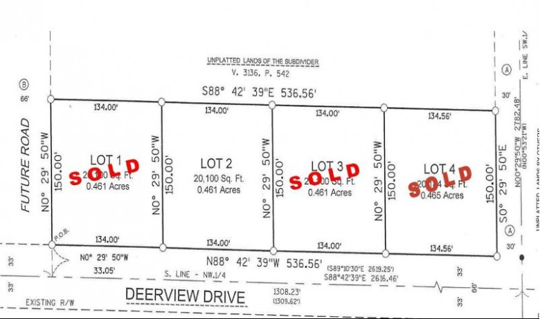Deerview Drive, Reedsville, WI by Coldwell Banker Real Estate Group $22,900