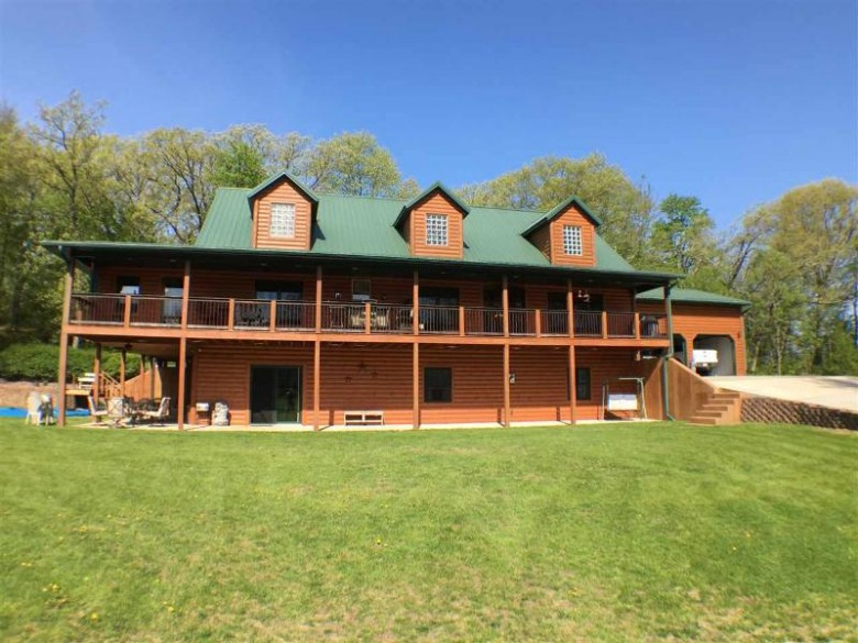 W6945 Chicago Avenue, Wautoma, WI by First Weber Real Estate $575,000