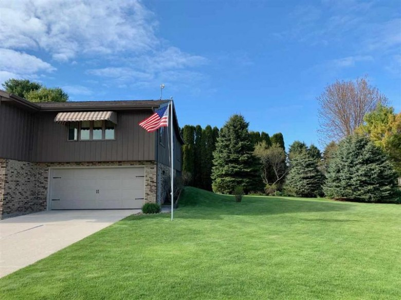 2646 Lakeside Boulevard, Manitowoc, WI by Coldwell Banker Real Estate Group $239,900