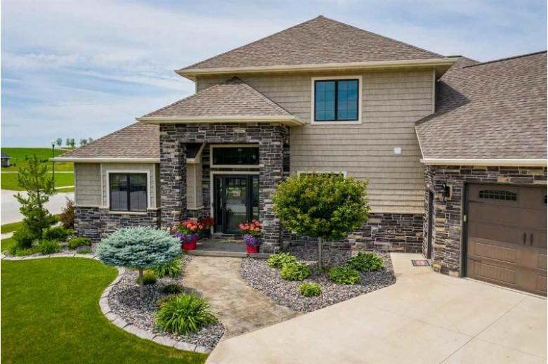 6505 N Headwall Circle, Appleton, WI by Acre Realty, Ltd. $475,000