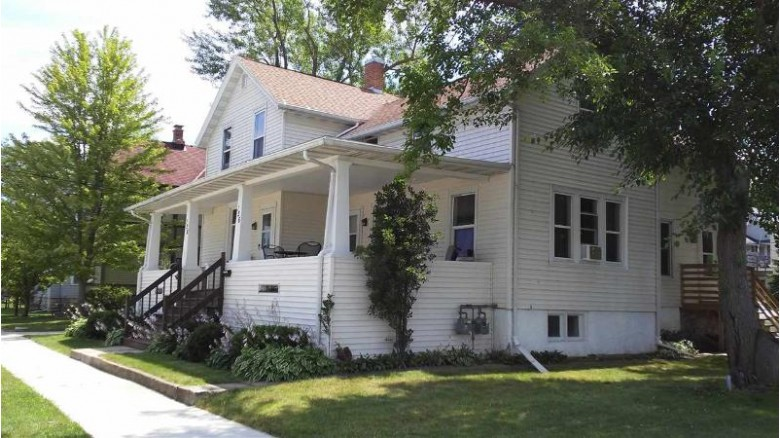 128 E 1st Street, Fond Du Lac, WI by Adashun Jones, Inc. $117,900