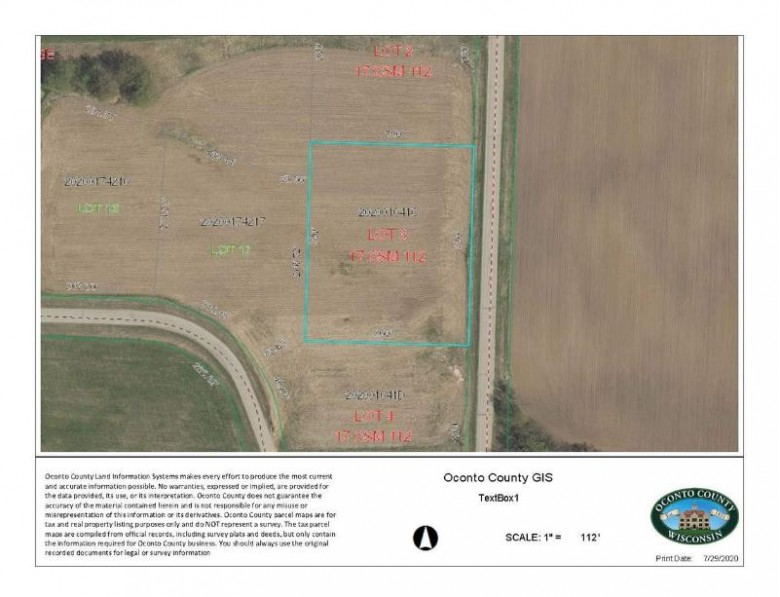 Parkway Road, Pound, WI by Elysian Realty, LLC $11,000