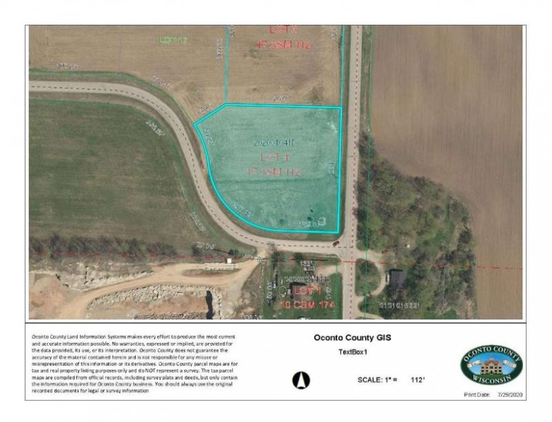 Parkway Road, Pound, WI by Elysian Realty, LLC $10,000
