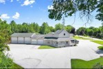 1512 Sunset Beach Road, Suamico, WI by Coldwell Banker Real Estate Group $989,900