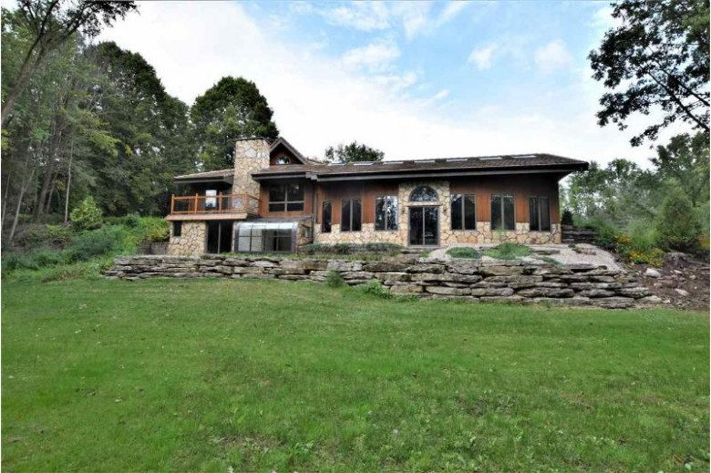 N4854 Green Valley Road, Krakow, WI by Coldwell Banker Real Estate Group $899,900