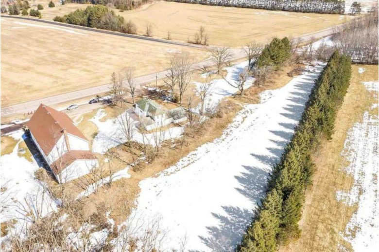 8909 Hwy 54, Amherst, WI by Keller Williams Fox Cities $159,500