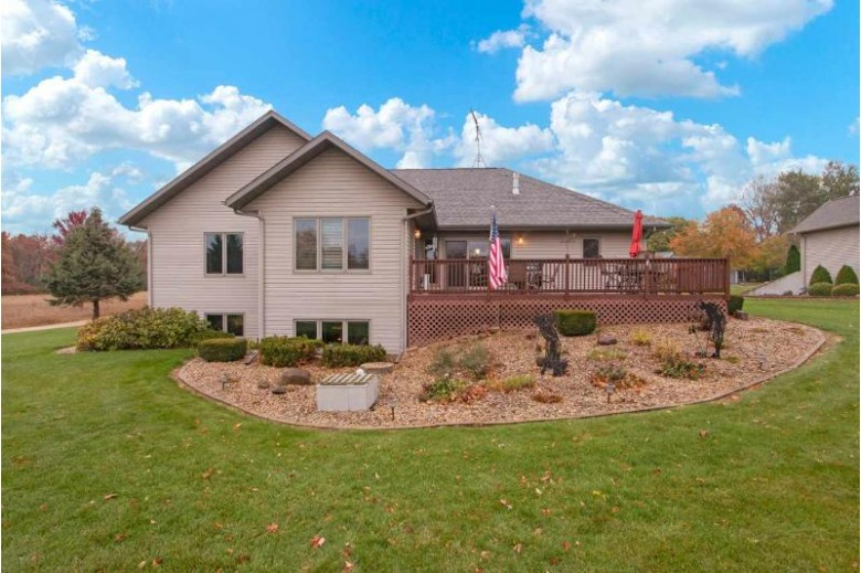 W1533 Gladys Court, Berlin, WI by Coldwell Banker Real Estate Group $319,900