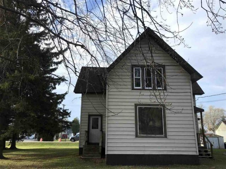 313 S Warrington Avenue, Cecil, WI by Coldwell Banker Real Estate Group $99,900