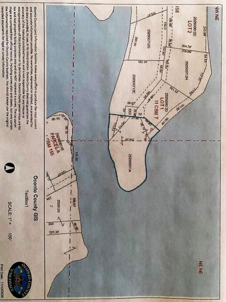 17670 Dencur Lane, Townsend, WI by Shorewest, Realtors-Northern R $1,200,000
