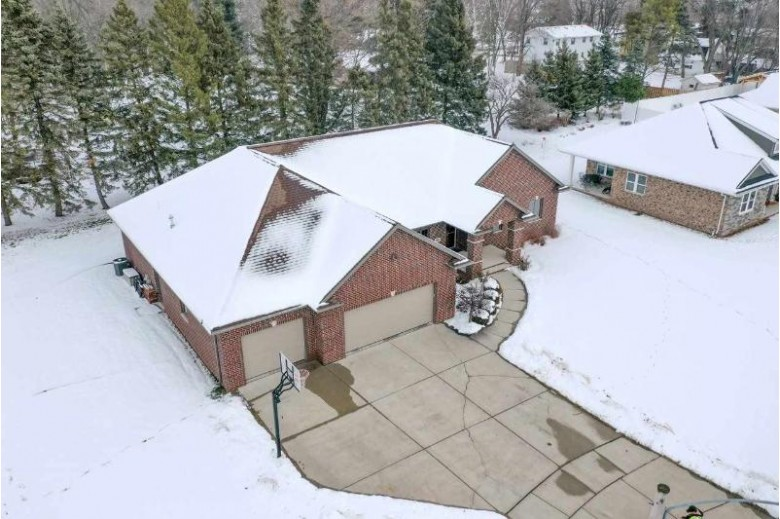 1944 Snowy Owl Court, De Pere, WI by Resource One Realty, LLC $424,900