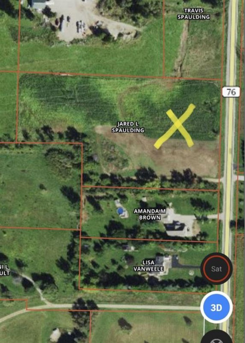 Hwy 76, Greenville, WI by Century 21 Ace Realty $77,000