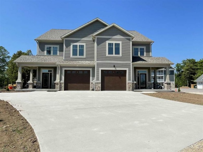 10601 Shore View Place A, Sister Bay, WI by Keller Williams Green Bay $719,900