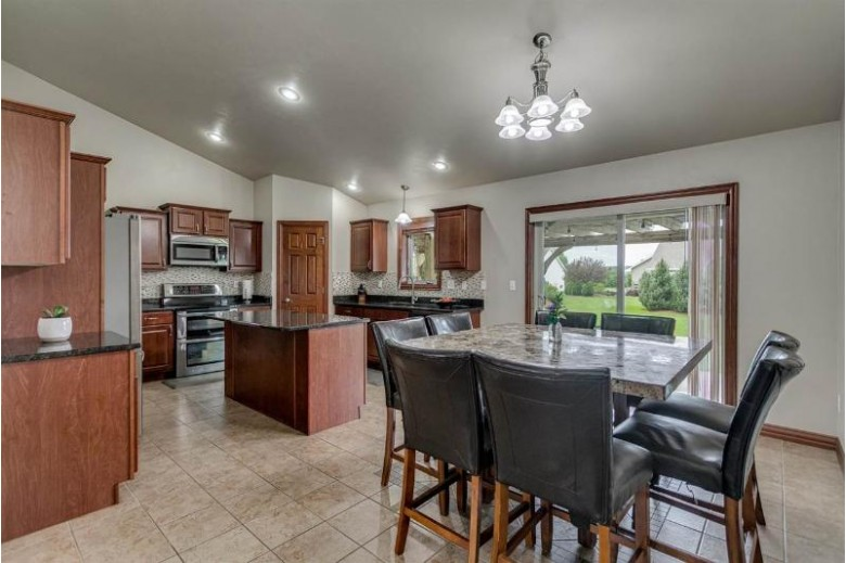 1591 Kingswood Drive Neenah, WI 54956 by Coldwell Banker Real Estate Group $400,000