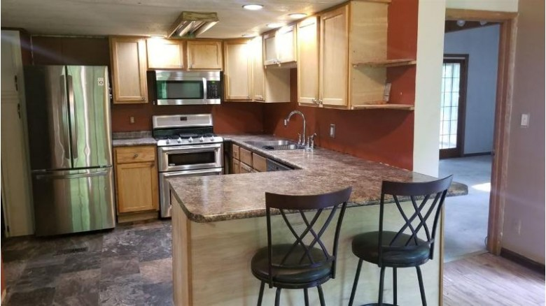 W7788 White Oak Avenue, Wautoma, WI by First Weber Real Estate $89,900