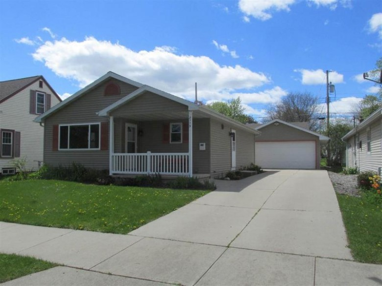 2119 N Superior Street Appleton, WI 54911 by First Weber Real Estate $179,900