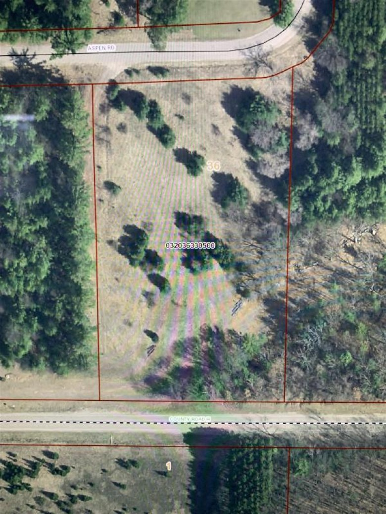 Aspen Road Wild Rose, WI 54984 by First Weber Real Estate $38,750