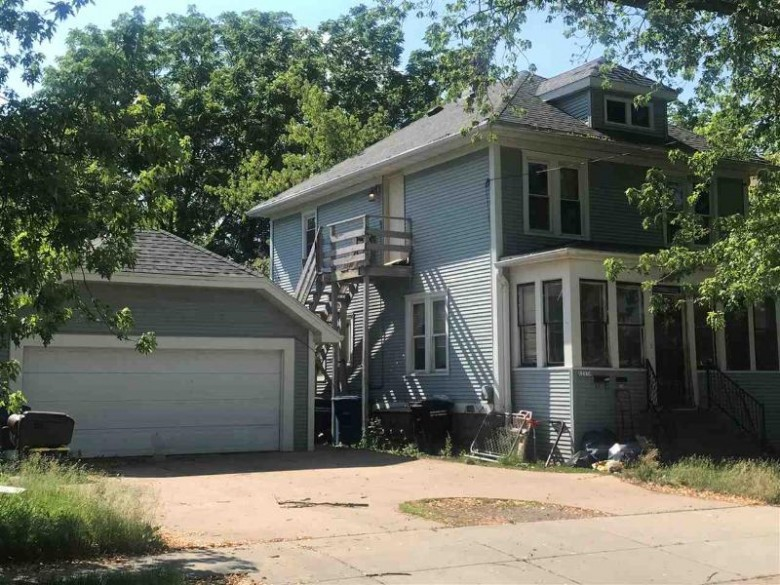 1213 Grand Street Oshkosh, WI 54901-3827 by First Weber Real Estate $124,900