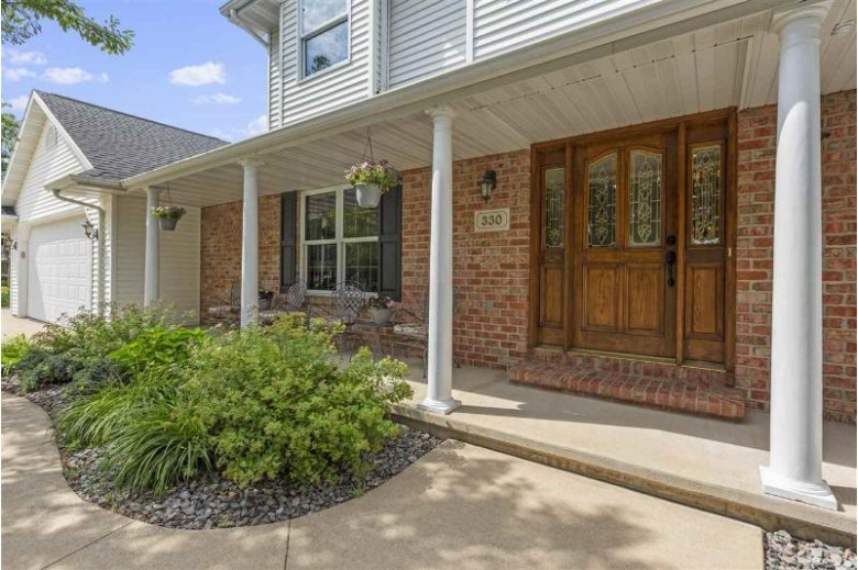 330 Kraft Street Neenah, WI 54956 by Coldwell Banker Real Estate Group $419,900