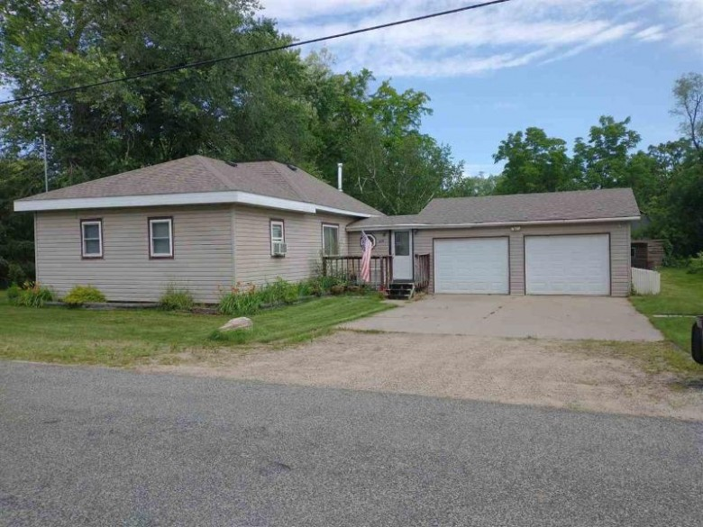 308 E Main Street, Coloma, WI by First Weber Real Estate $109,000