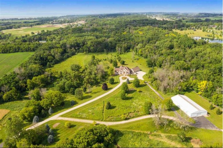 W4587 Fourth Street Road Fond Du Lac, WI 54937-7941 by First Weber Real Estate $1,750,000