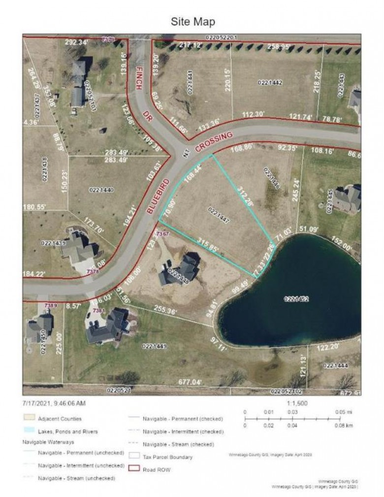 Bluebird Crossing Omro, WI 54963-9801 by First Weber Real Estate $44,900