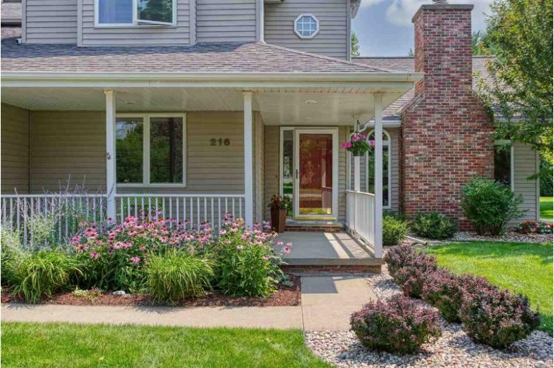 216 Mandella Court Neenah, WI 54956 by Coldwell Banker Real Estate Group $360,000
