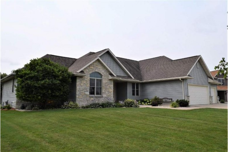 N6588 Carrington Drive Fond Du Lac, WI 54937-8640 by First Weber Real Estate $410,000