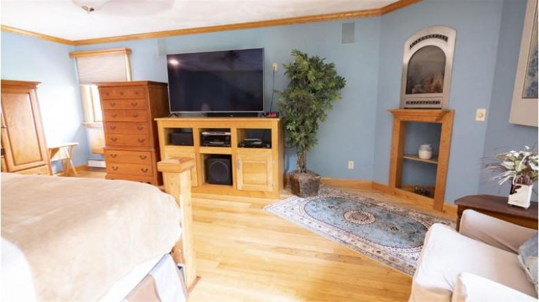 6698 Mahlke Road, Pickett, WI by First Weber Real Estate $575,000