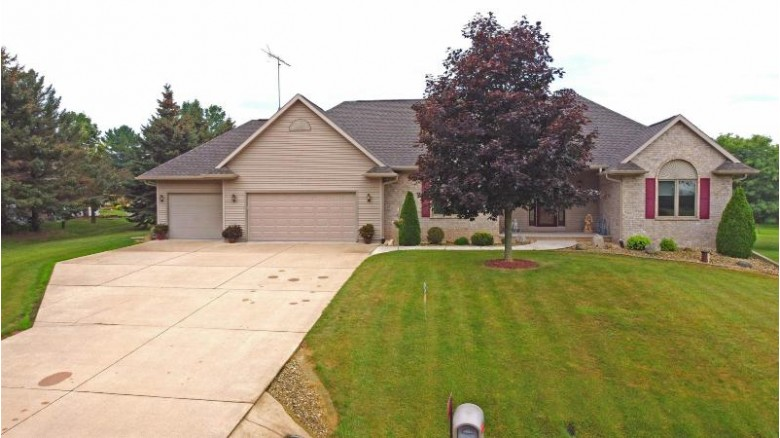 W1521 Gladys Court, Berlin, WI by First Weber Real Estate $349,980