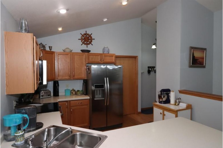 N6009 Westview Drive Fond Du Lac, WI 54937-5020 by First Weber Real Estate $239,900