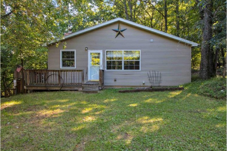 W6470 Czech Avenue Neshkoro, WI 54960-7385 by Coldwell Banker Real Estate Group $129,900