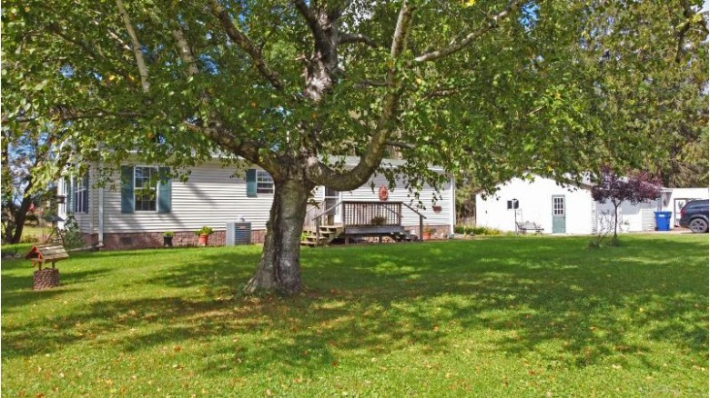 E4601 Rail Road Ogdensburg, WI 54962 by First Weber Real Estate $159,900