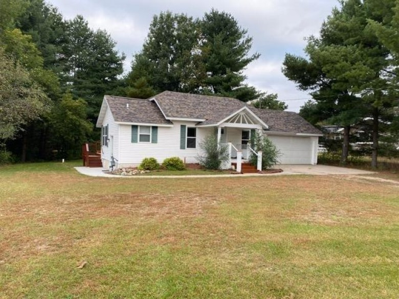 W8116 Chicago Road Wautoma, WI 54982 by First Weber Real Estate $89,900