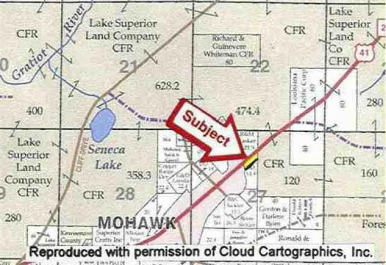 TBD Us41, Mohawk, MI by Century 21 North Country Agency $45,000