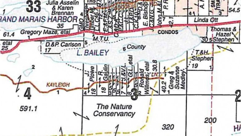 TBD S 3 M26, Eagle Harbor, MI by Century 21 North Country Agency $34,000