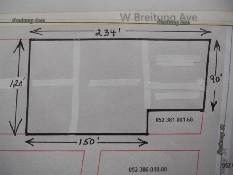TBD Breitung, Kingsford, MI by Northern Heritage $55,000