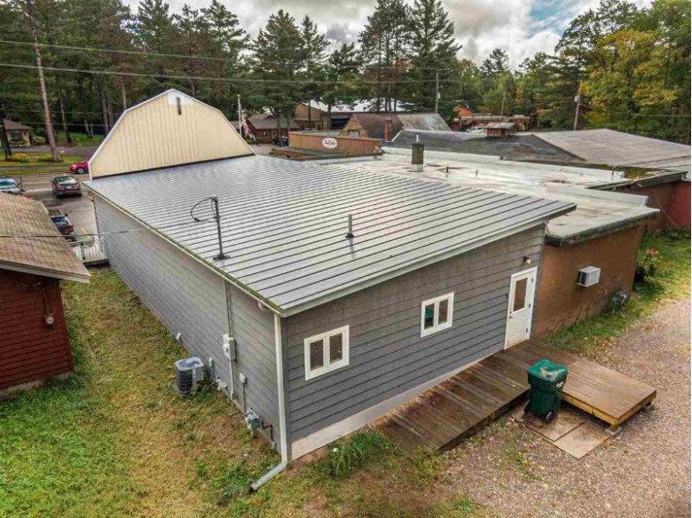 5973 Cth W, Manitowish Waters, WI by Coldwell Banker Mulleady $279,000