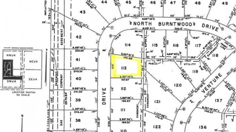TBD W Burntwood P15 Dr, Gladstone, MI by Premier Real Estate, Inc. $14,500