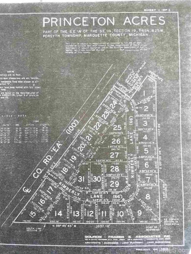 LOT 13,14,16,17 Kimberly St, Gwinn, MI by Re/Max 1st Realty $19,900