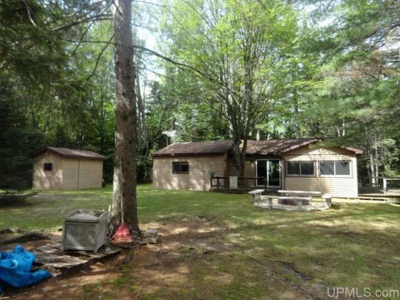 E7140 Doe Lake Rd, Munising, MI by Big C Realty-M $169,900