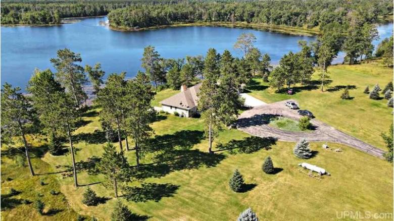 N8650 Whispering Pines 21.75 Rd, Stephenson, MI by Magnum Real Estate Inc $995,000