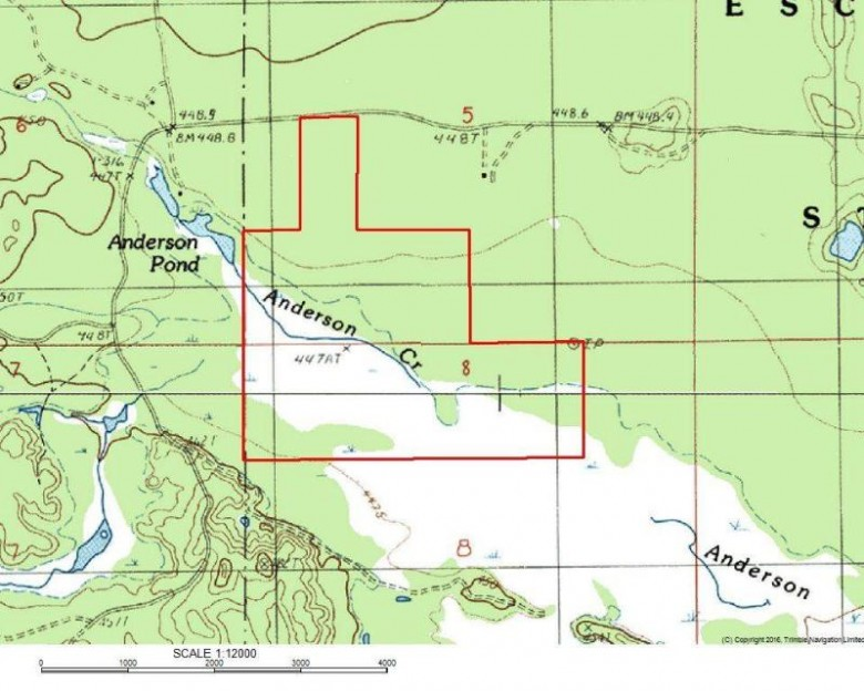 220 ACRES Aaa Rd, Big Bay, MI by Northern Michigan Land Brokers $165,000