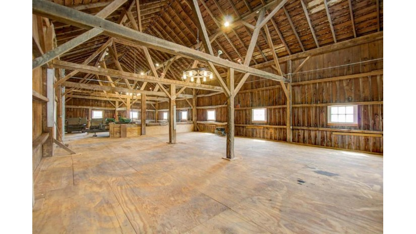 N2456 Soldner Rd Portland, WI 53579-9799 by First Weber Inc - Delafield $2,800,000